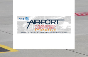 Airport Planning, Design & Construction Symposium 2019