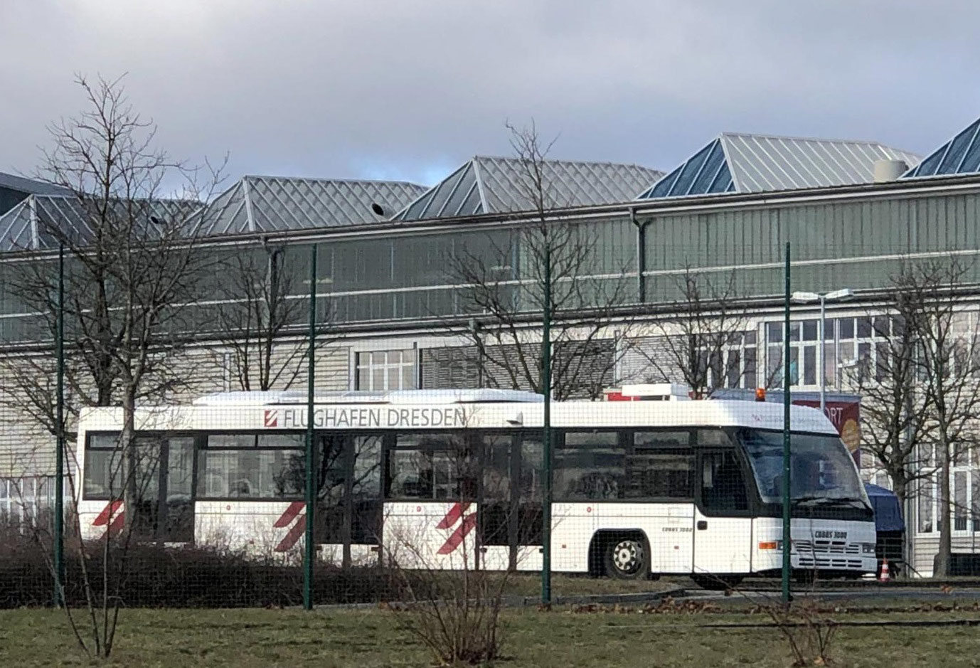 March 2019 – Dresden Airport